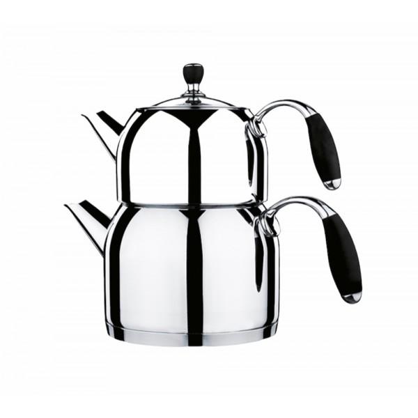 Korkmaz Flora Small Tea Pot Set