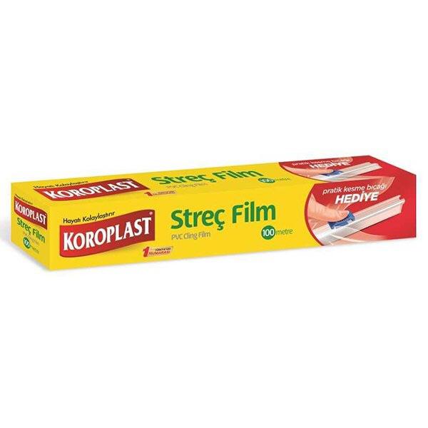 Koroplast PVC Cling Film 100metres