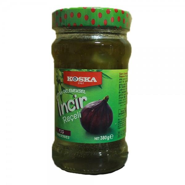 Koska Fig Preserve Jam 380g