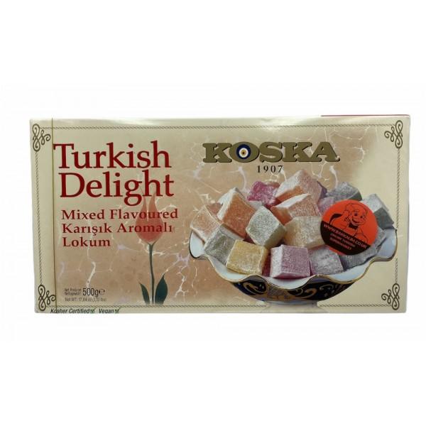 Koska Turkish Delight Mix Flavoured 500g