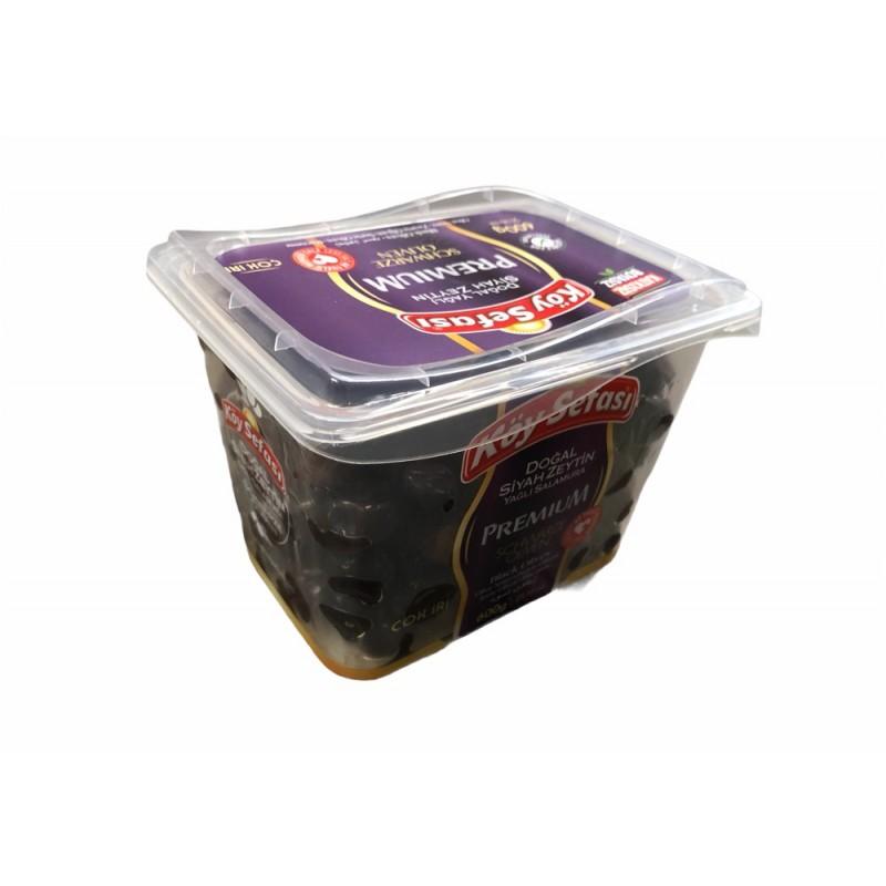 Koy Sefasi Premium Black Olives 600g