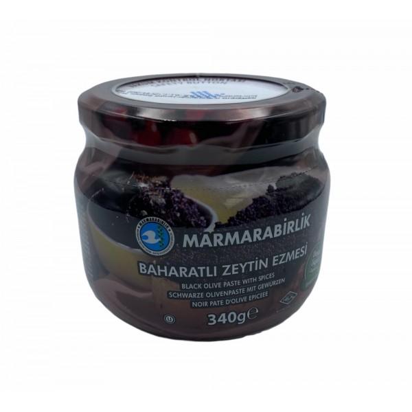 Marmarabirlik Spicy Olive Paste 340gr