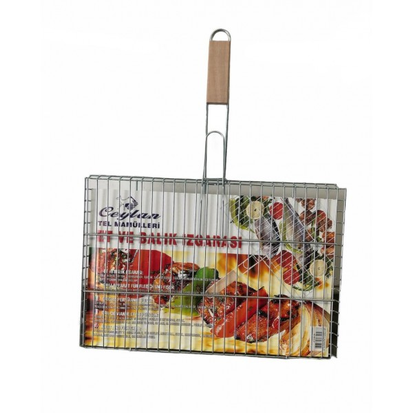 Meat And Fish Grill