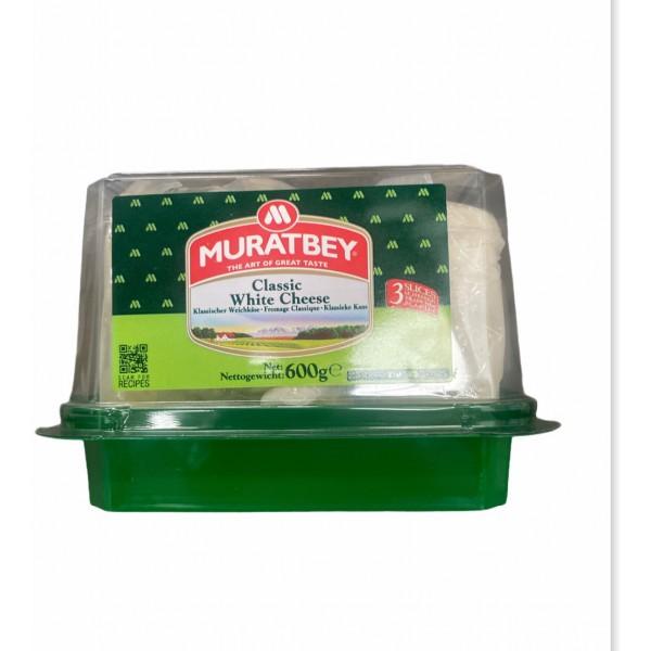 Murat Bey Classic White Cheese 600g