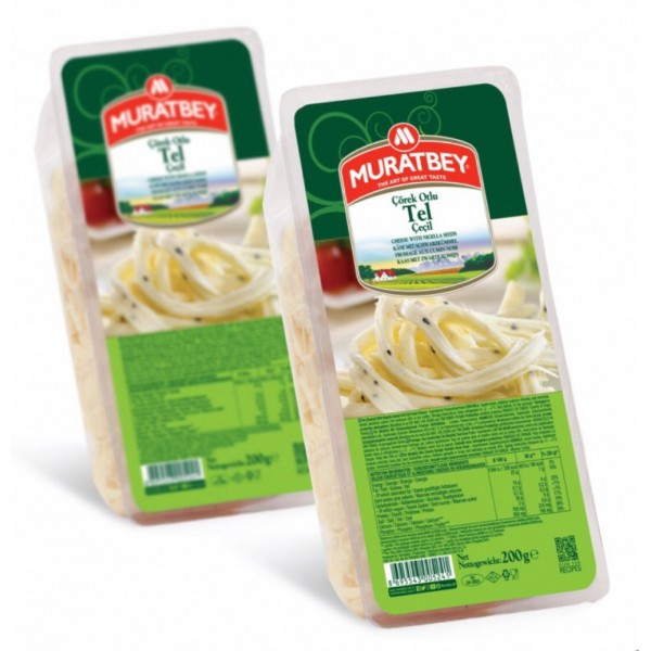 Muratbey Cheese With Nigella Seeds 200g
