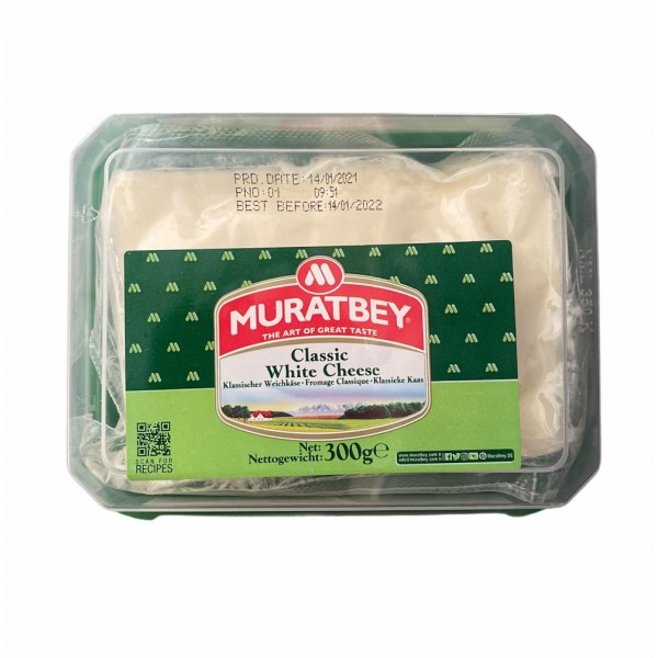 Muratbey Classic White Cheese 300g