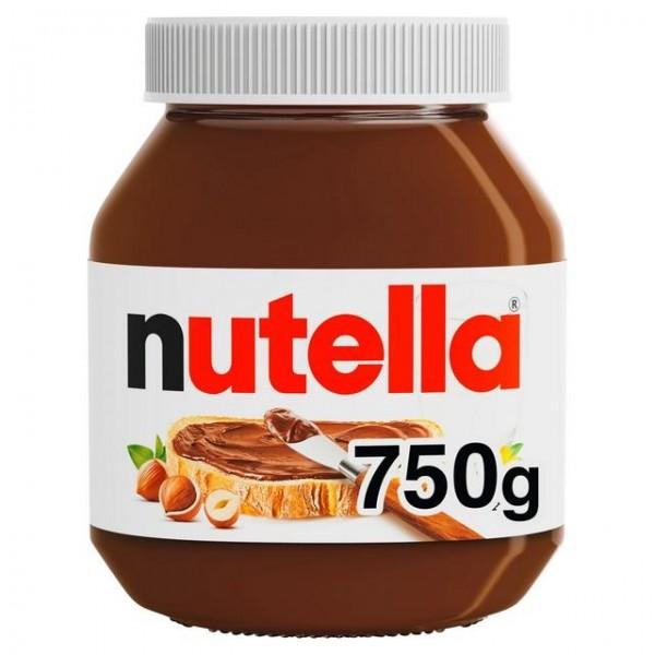 Nutella Ferrero Spread Chocolate 750g
