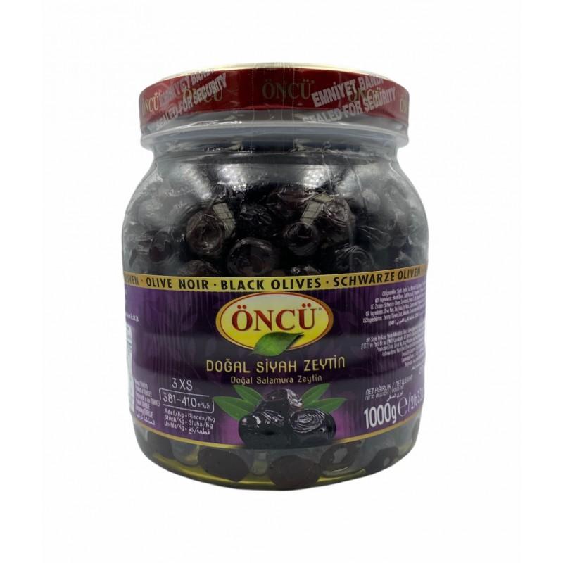 Oncu 3XS Naturel Balck Olive 1000g