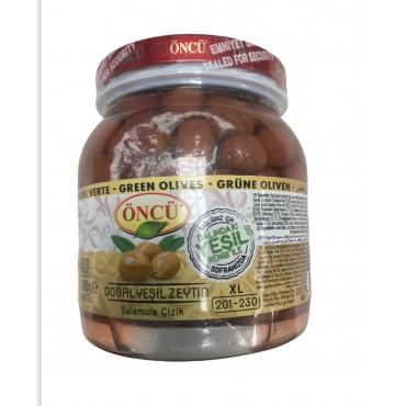 Oncu Green Olives XL...