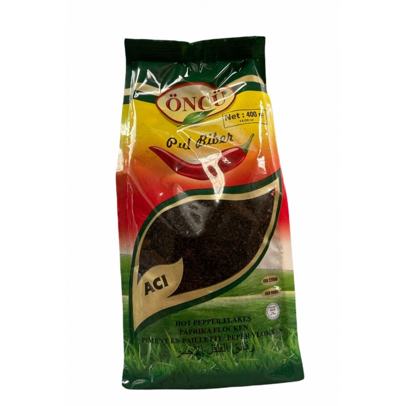Oncu Isot Chilli Flakes 500g