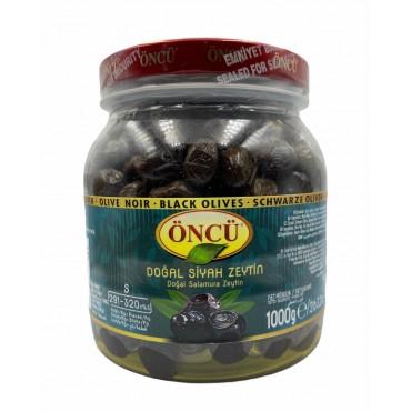 Oncu S Black Olives 1000g