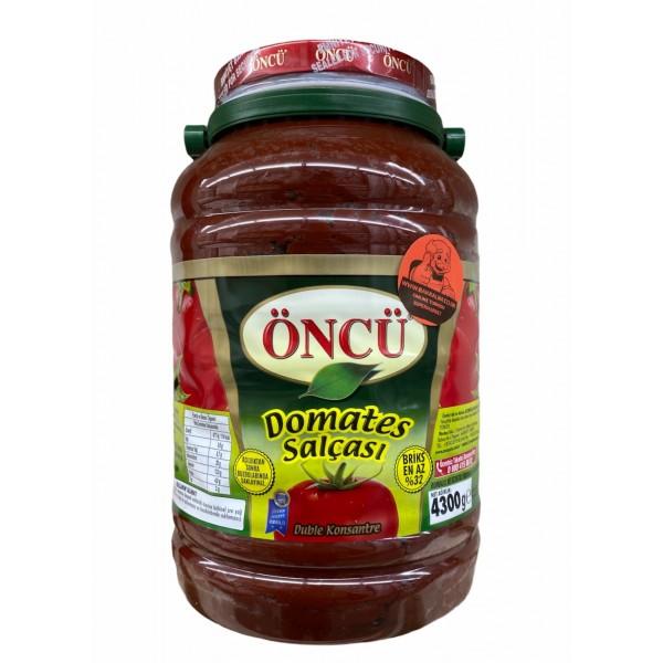 Oncu Tomato Paste 4300g