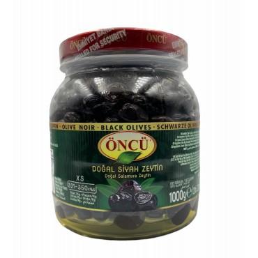 Oncu XS Black Olives 1000g