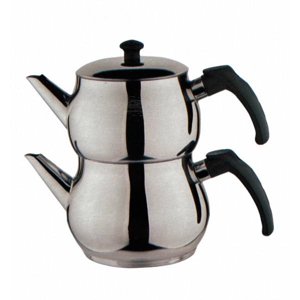 Ossa Sphere Teapot Family Size With Bakelite Handled