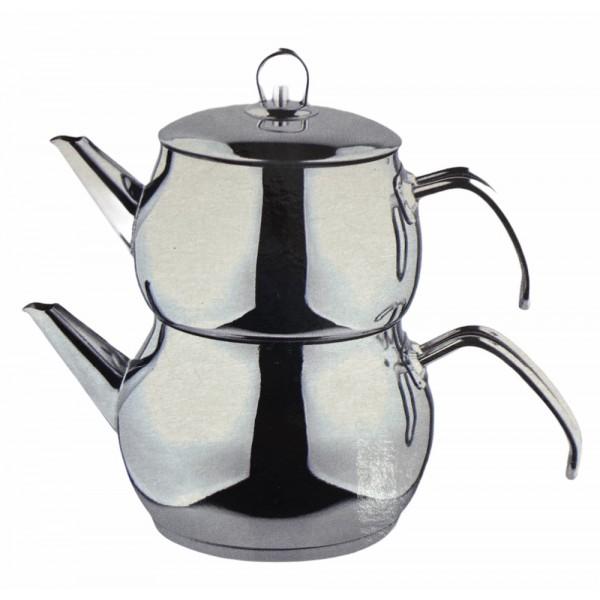 Ossa Mini Turkish Tea Pot With Methal Handle