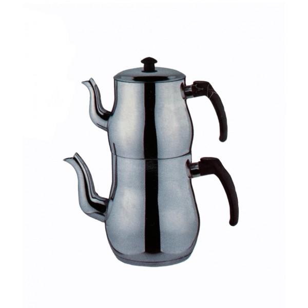 Ossa Turkish Tea Pot Set With Plastic Handle Mini Size