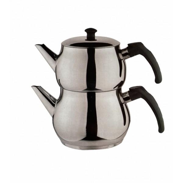 Ossa Sphere Teapot With Bakelite Handled Medium Size