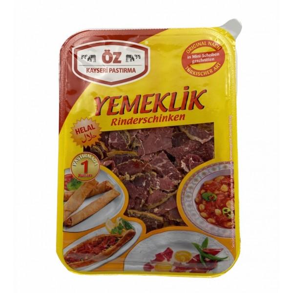 Oz Kayseri Cooking Pastirma/Bastirma/Basturma 200g