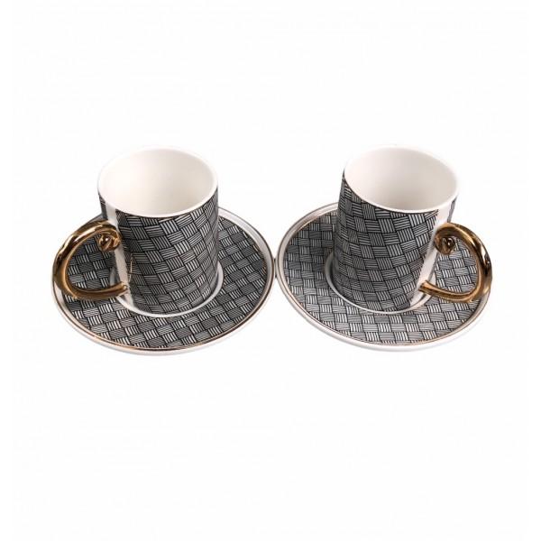 Paci Turkish Coffee Cup Set