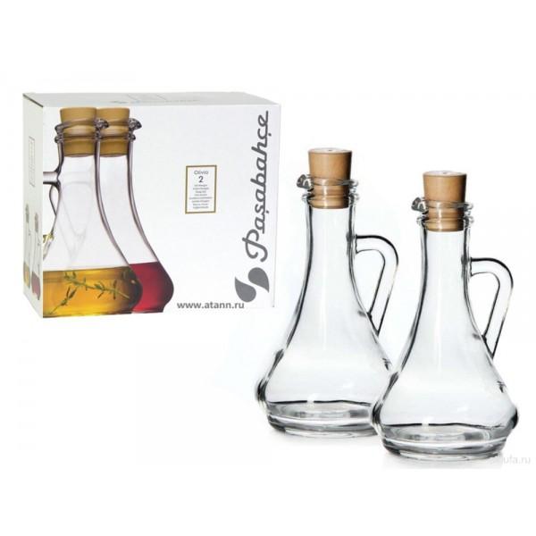 Pasabahce Olivia Oil-Vinegar 2pcs