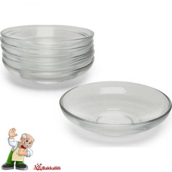 Pasabahce Tea Plates 6pcs 54201