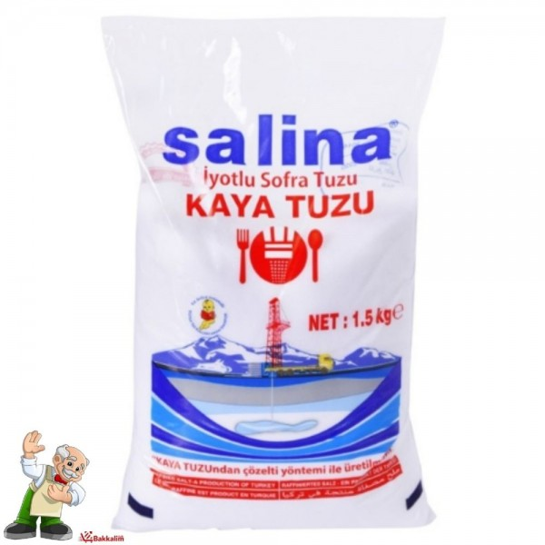 Salina Salt 1500g