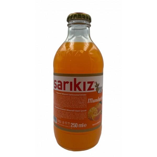 Sarikiz Manderiene Flavored Spring Water 250ml