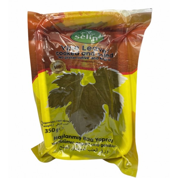 Selin Vine Leaves Cooked And Salted 350g