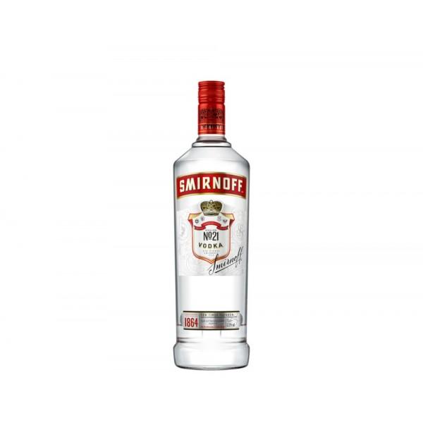 Smirnoff Vodka Original 1lt