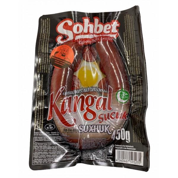 Sohbet Turkish Sausages 450g