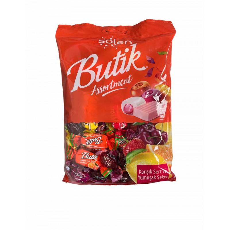 Solen Butik Assortment Soft And Hard Candies 350g