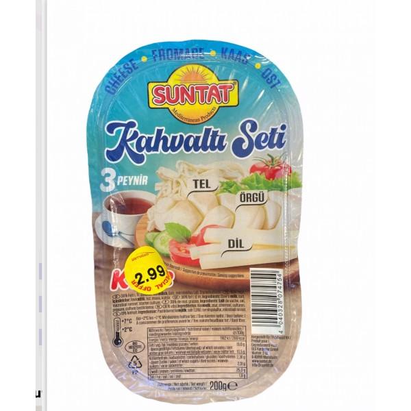 Suntat Breakfast Set Cheese 200g