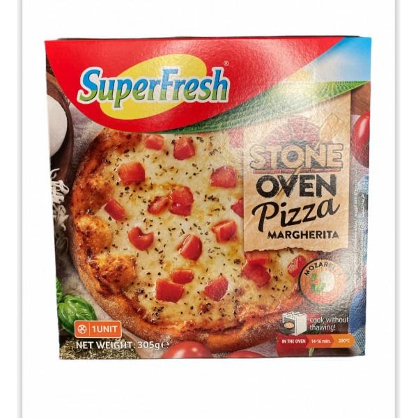 Superfresh Stone Oven Magherita Pizza 305g