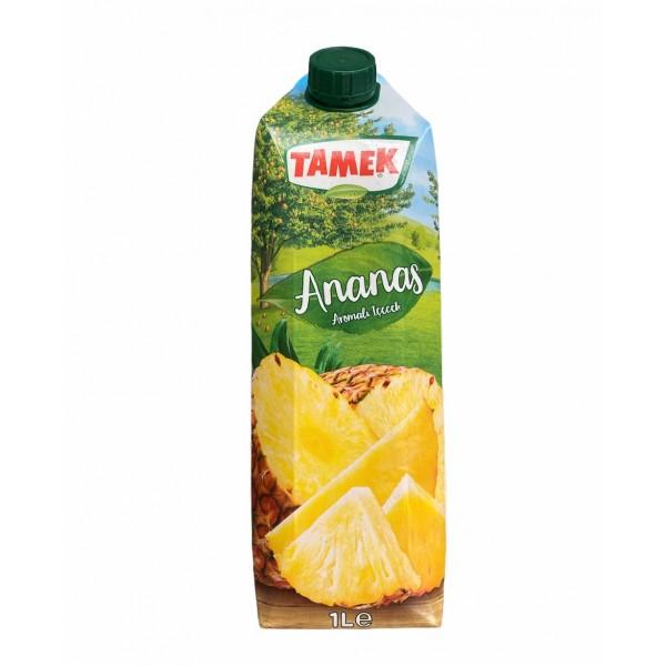 TAMEK Pineapple Flavoured Drink 1L