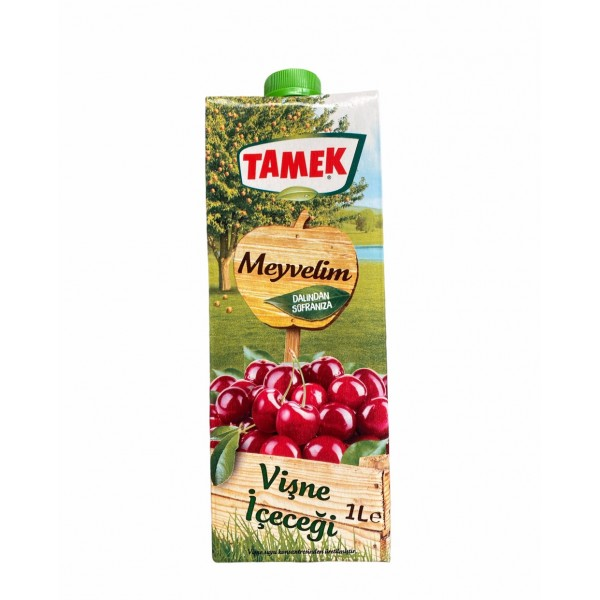 TAMEK Sour Cherry Drink 1L