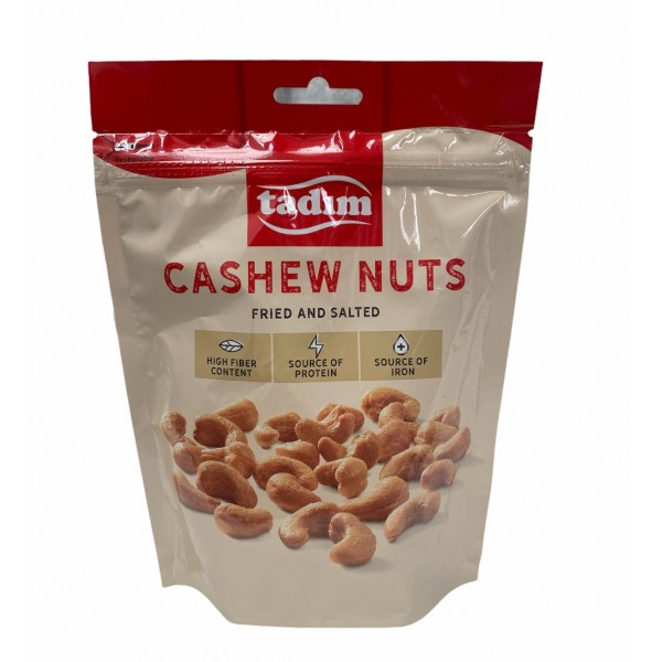 Tadim Fried And Salted Cashew Nuts 180g