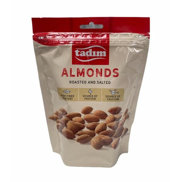 Tadim Roasted Salted Almond Kernels 200g