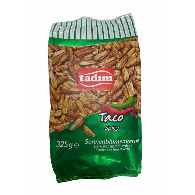 Tadim Taco Spicy Sunflower Seeds 325g