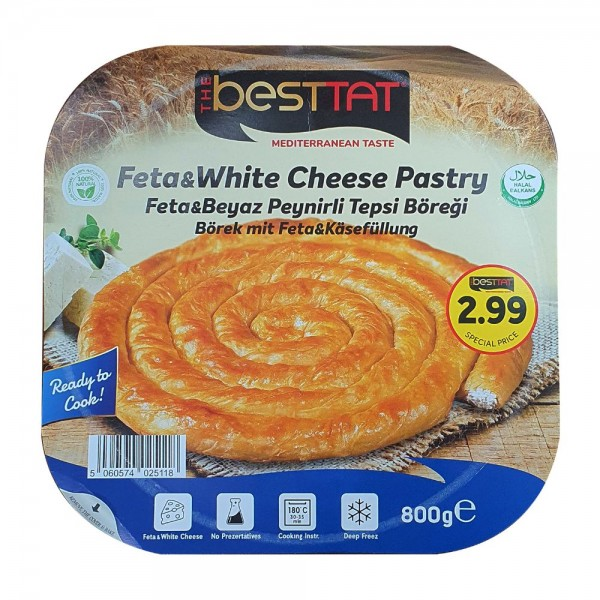 The Besttat Feta And White Cheese And Pastry