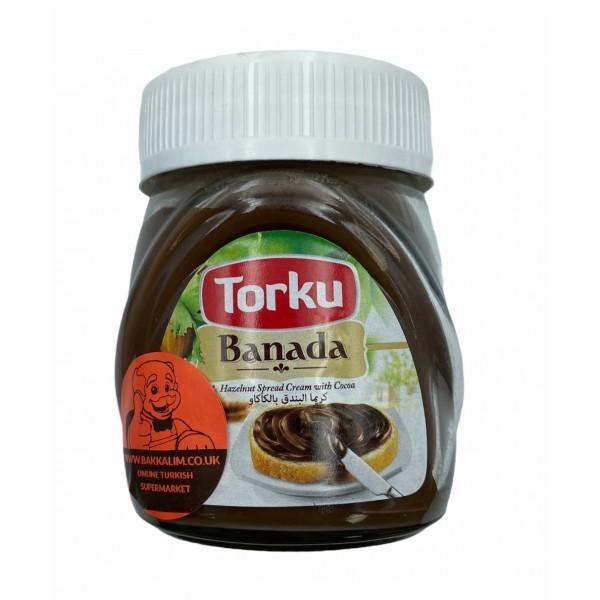 Torku Banada Cocoa Nuts Cream 400g