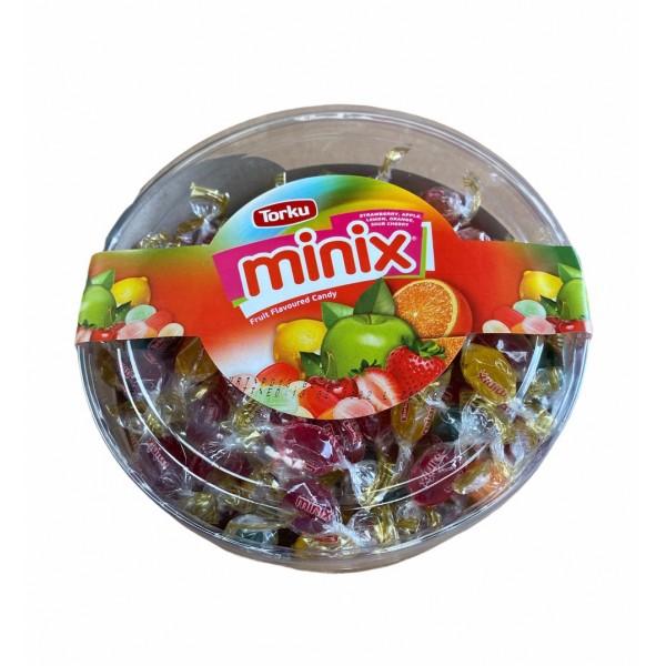 Torku Minix Fruit Flevoured Candy 225gr