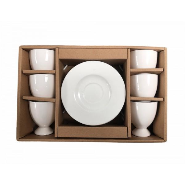 Turkish Coffee Cup Set 6pcs
