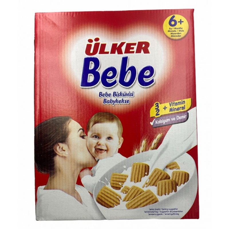 Ulker Baby Biscuits 1000g