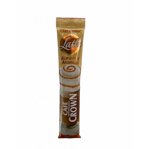 Ulker Cafe Crown With Milk And Caramel 17g