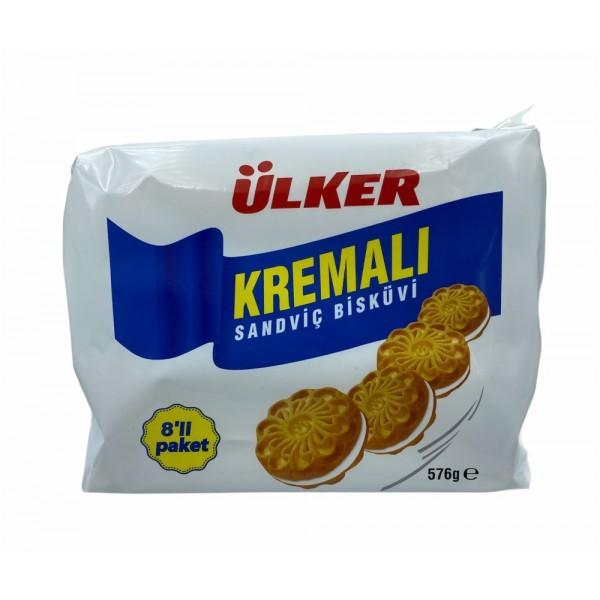 Ulker Cream Biscuit 552g