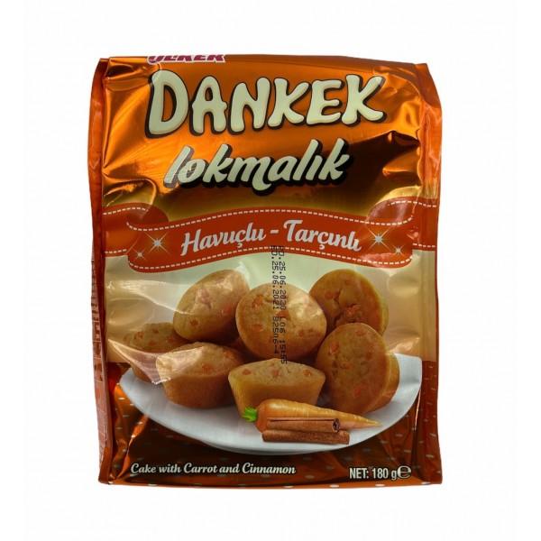 Ulker Dankek Cake With Carrot And Cinnamon 180gr