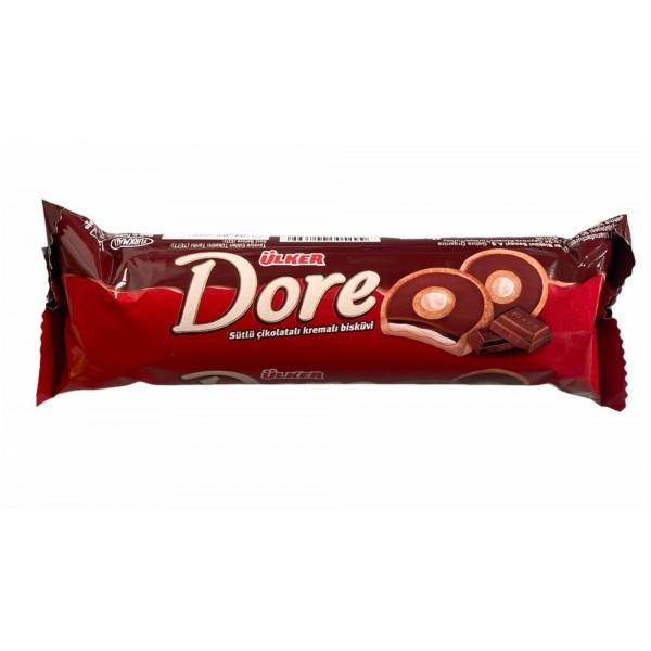 Ulker Dore Milk Chocolate Cream Biscuit 86g