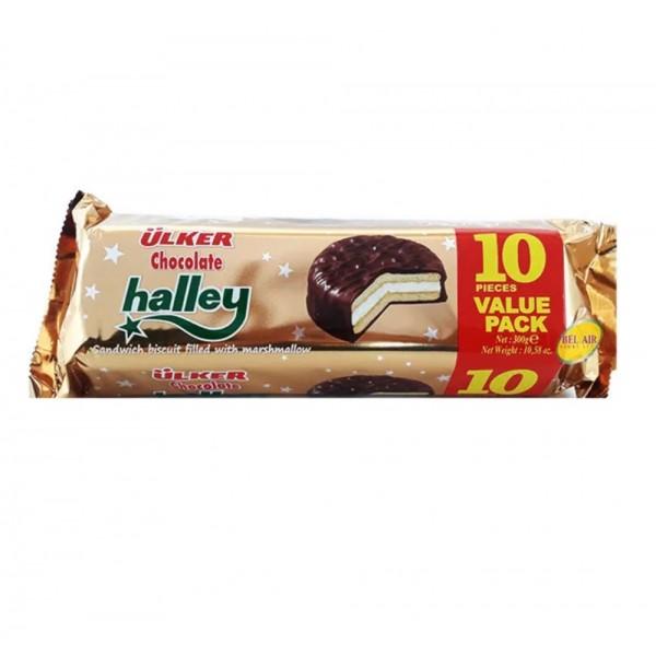 Ulker Halley 10pcs 300g