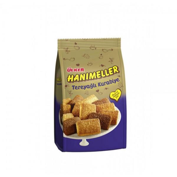 Ulker Hanimeller Cookie Buttered 152g