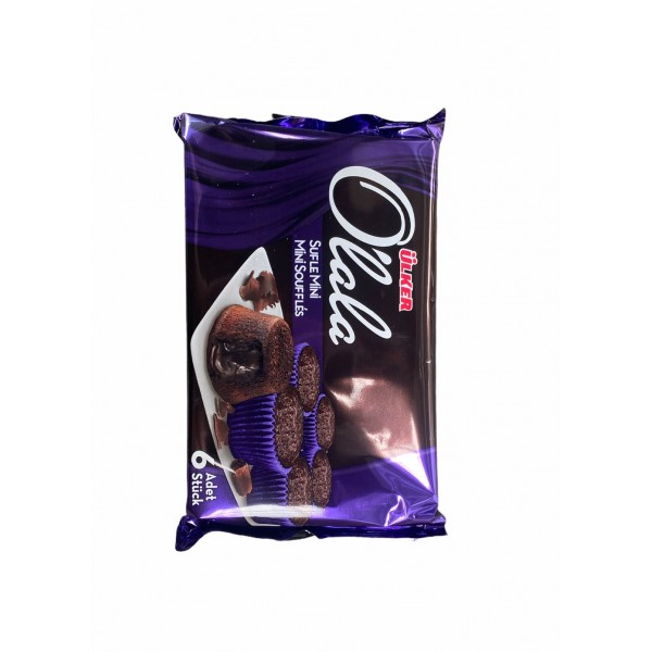 Ulker Olala Mini Souffles 6x162g